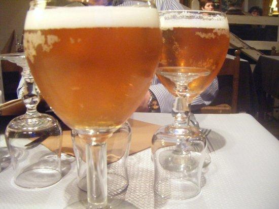 L'Assiette Normande: cerveza