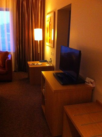 Radisson Blu Hotel, Letterkenny: Bedroom 2