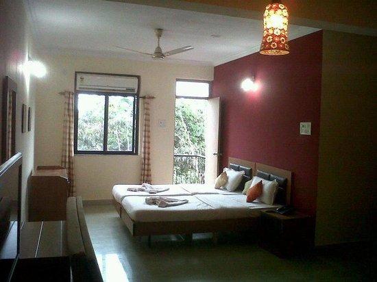 Viva Calangute: Bedroom