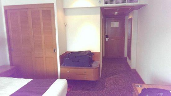 Boulevard Hotel Bangkok : Superior Room