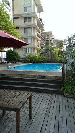 Boulevard Hotel Bangkok : Pool