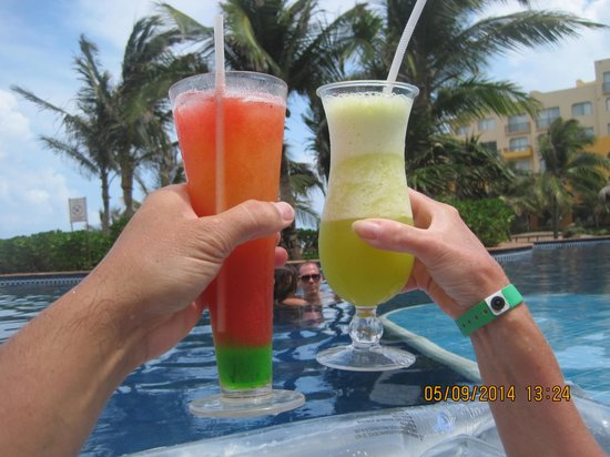 Fiesta Americana Condesa Cancun All Inclusive: cheers