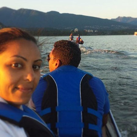 Granville Island Boat Rentals and Fishing Charters: Boating in English Bay