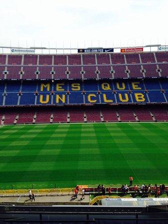 Camp Nou : 1