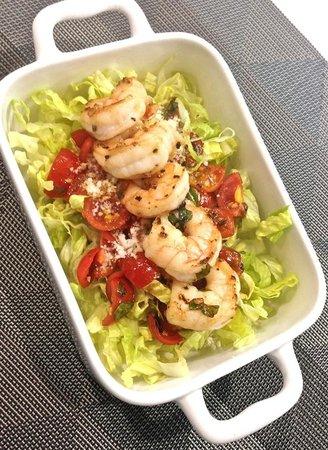 Mayday: Shrimp Salad
