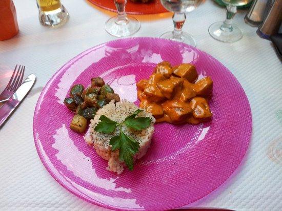 Le Jardin du Naris : La rouille de seiche a la Setoise