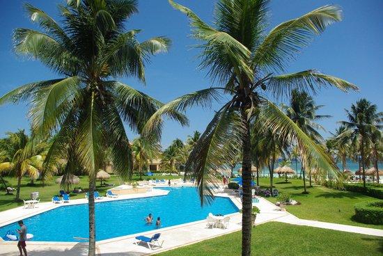 Villas Del Mar: View from balcony
