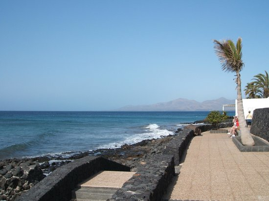 Hotel Lanzarote Village : lovely walks