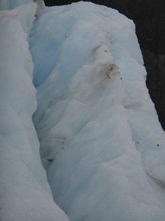 Franz Josef Glacier : Glaciar