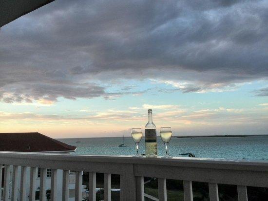 Gems At Paradise Resort : At the balcony