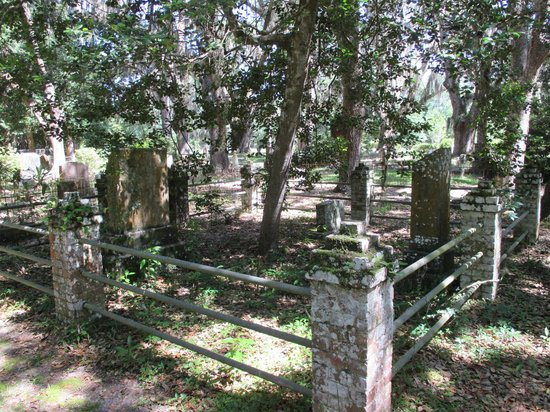 Micanopy, FL: Family plot