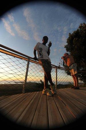 VOI Amarina resort: Mont Passot con Eric