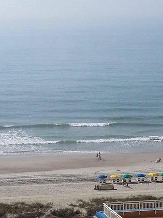 Beach Colony Resort : ocean views