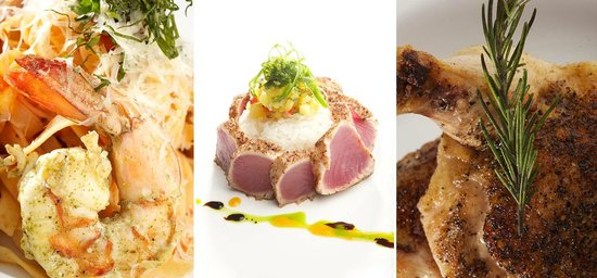 Nectar at Florblanca Resort: Dishes
