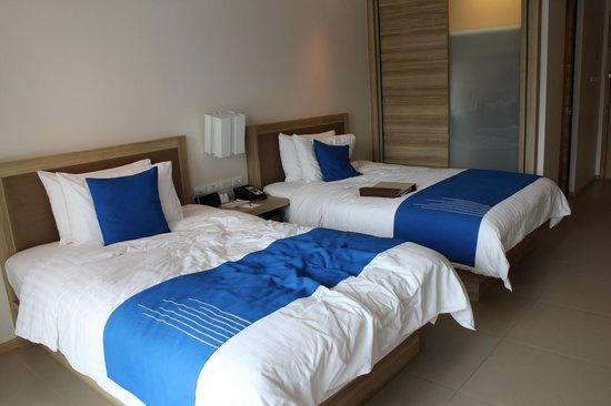 Holiday Inn Phuket Mai Khao Beach Resort : Отличный номер