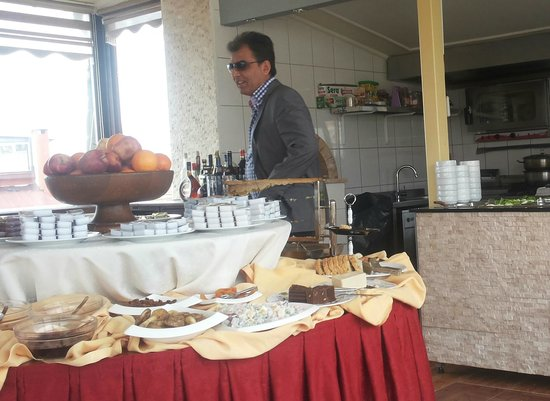 Amber Hotel Istanbul: restaurant