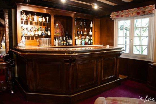 Hostellerie La Briqueterie : Bar