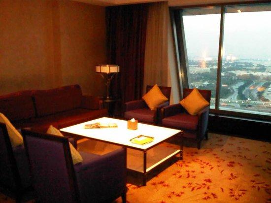 The H Dubai : Salon