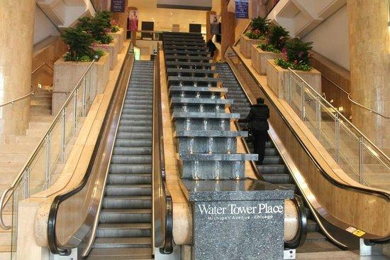 Dewitt Hotel & Suites: Water Tower