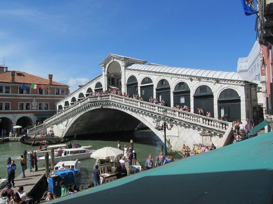 Hotel Rialto : View from room 301