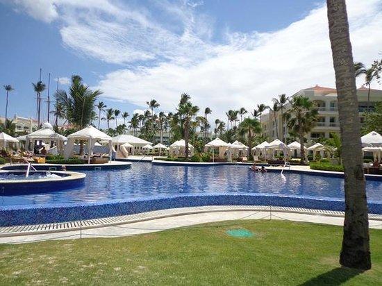 Iberostar Grand Hotel Bavaro: infinity pool