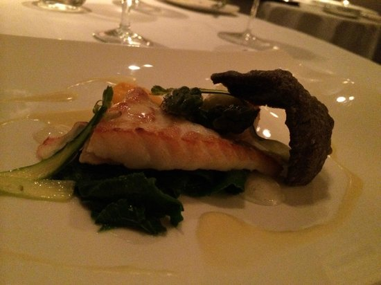 Norton House Hotel & Spa Edinburgh: Scrabster turbot