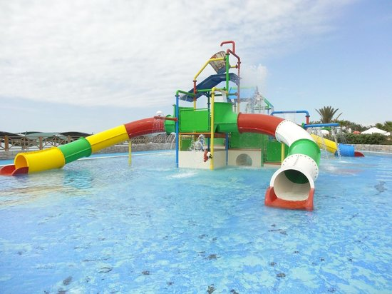 Papillon Belvil Hotel: splash pool