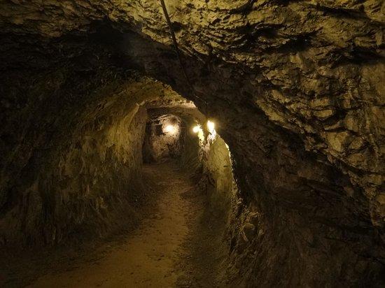 Sierra Silver Mine Tour: Mine