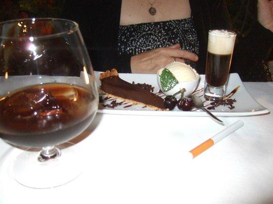 Hotel La tartana: irish sweet
