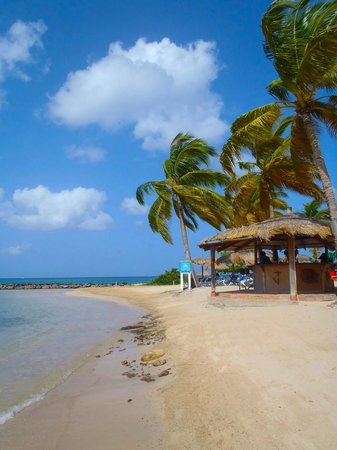 Windjammer Landing Villa Beach Resort : Beach