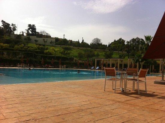 Palais Medina & Spa : Piscina