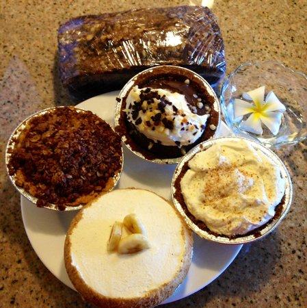 Leoda's Kitchen and Pie Shop: Yummy to the last bite!