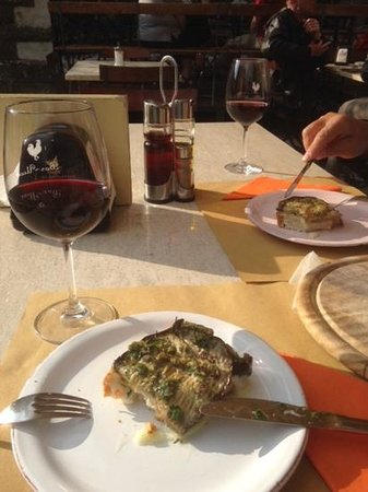 Bar Ucci: ook fijn voor een glas wijn met een klein hapje