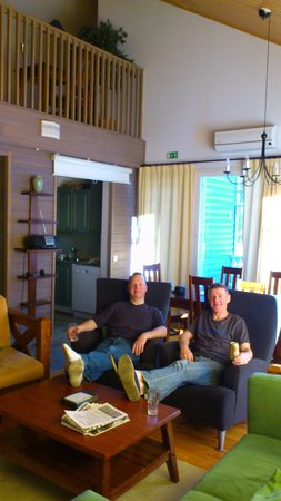 Hotel K5 Levi: Interior