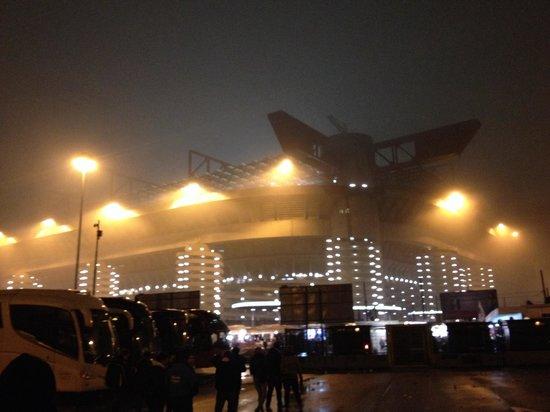 Stadio Giuseppe Meazza (San Siro) : Super