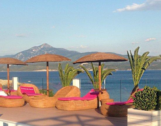 Proteas Blu Resort: Wonderfull wiew