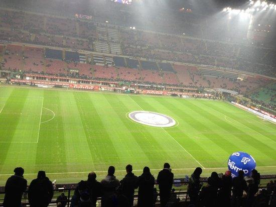 Stadio Giuseppe Meazza (San Siro) : Mitico!!!!!