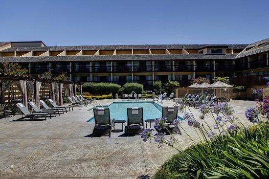 Hilton Garden Inn Monterey: Pool