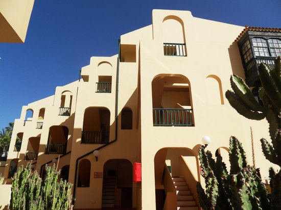 Playa Olid Apartments: hotel