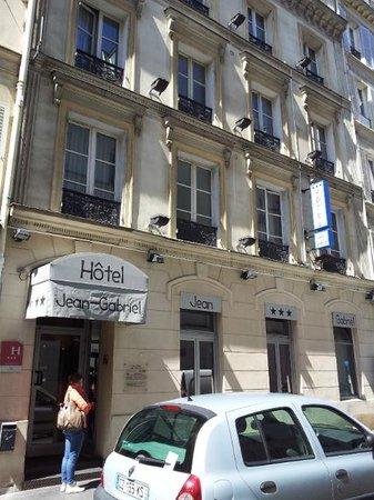 Hotel Jean-Gabriel: esterno hotel