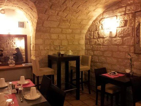 Hotel Jean-Gabriel : sala colazione