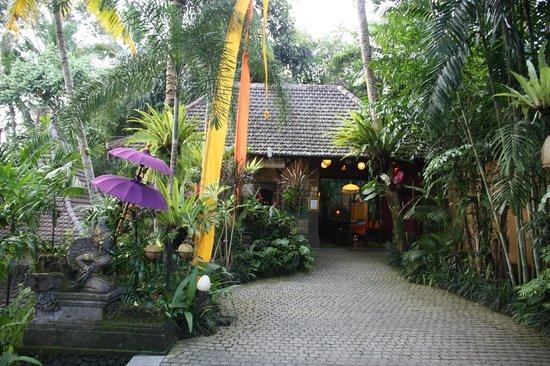 Bidadari Private Villas & Retreat: Bidadari receptie
