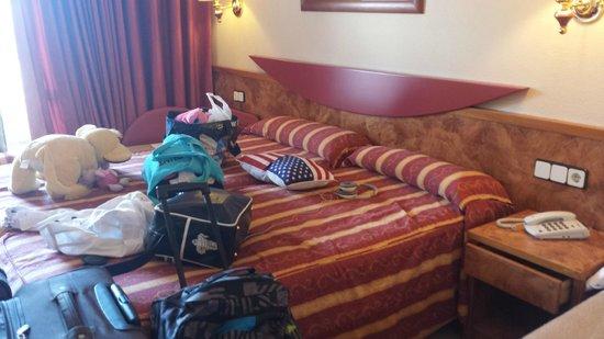 Hotel-Aparthotel Dorada Palace: Chambre basique