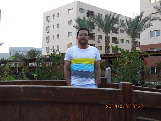 Teda Swiss Inn Plaza Hotel Ain Soukhna: Nice Place