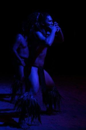 Tiki Village Cultural Centre : Danseur - dancer
