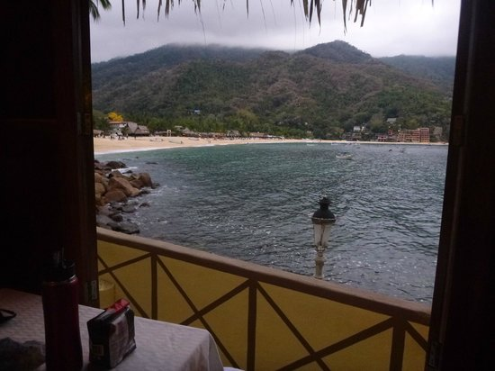 Hotel Lagunita: vista