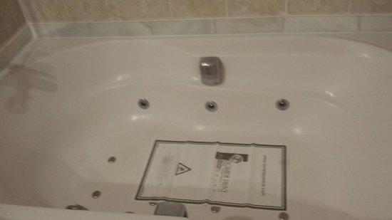 Hotel-Aparthotel Dorada Palace: Salle de bain de la suite (+200€ pour 7 jours)