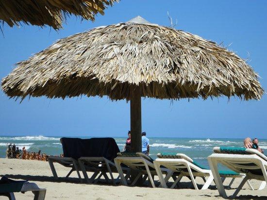 VH Gran Ventana Beach Resort: the beach
