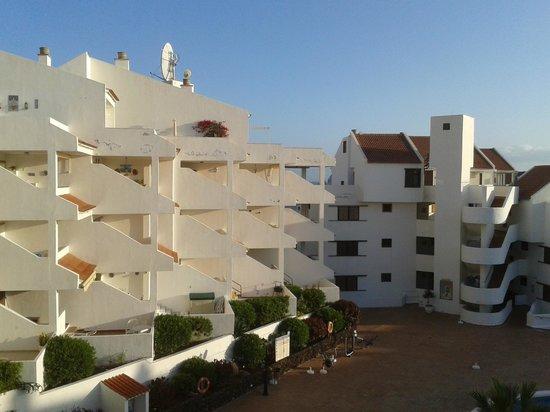 Paloma Beach Apartments: View from our balcony at Paloma Beach Aptmts