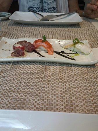 Niguiris de pez mantequilla y otros fotograf a de nikkei 225 madrid tripadvisor - Nikkei 225 restaurante ...